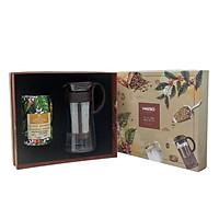 Giftset - Bộ bình pha cold brew Hario và cà phê arabica