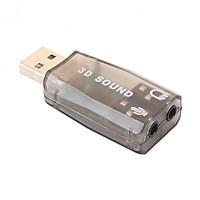 Bộ Điều Hợp Âm Thanh USB2.0 5.1