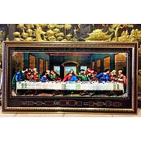 Tranh lịch vạn niên bữa tiệc cuối cùng của Chúa giê su - MS605