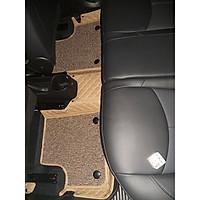 Thảm sàn ô tô 6D dành cho xe Vinfast Fadil 2019 da Carbon màu C2.6 + R5 hình ảnh thật chụp bằng điện thoại không chỉnh sửa có video hướng dẫn lắp đặt tại nhà