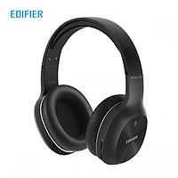 Tai nghe chụp tai không dây Edifier W800BT Plus- Bluetooth 5.1, Qualcomm aptX, Thời gian sử dụng 55h, sạc Type C - Hàng Nhập Khẩu