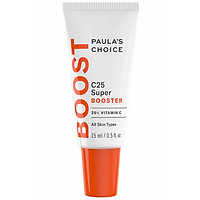 Tinh Chất Hỗ Trợ Điều Trị Nám Và Đốm Nâu 25% Vitamin C Paula's Choice Resist 25% Vitamin C Spot Treatment – C25 Super Booster (15ml)