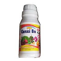 Phân Chống Rụng Bông Rụng Trái chống thối rễ, quăn lá,rụng trái, nứt trái bổ sung B và canxi cho cây - CanXi Bo 100ml