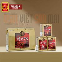 Thực Phẩm Chức Năng Chong Kun Dang Nước Hồng Sâm 6 Năm - 6 Years Korean Red Ginseng Eextract Liquid (70ml x 30 gói)
