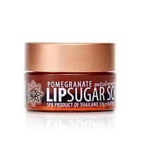Đường Tẩy Tế Bào Chết Môi Pomegranate Sugar Lip Scrub 13g