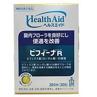 Thực Phẩm Chức Năng Men Vi Sinh Bifina Nhật Bản hỗ trợ điều trị viêm đại tràng 20 gói
