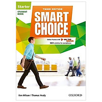 Smart Choice Starter 3E SB with online practice