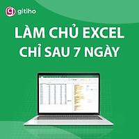 Tuyệt đỉnh Excel - Trở thành bậc thầy Excel trong 16 giờ