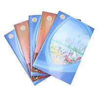 Lốc 5 Quyển Tập SV Khổ Lớn Hòa Bình (200 Trang)