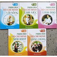 Combo 5 cuốn Phong cách Hồ Chí Minh