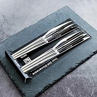 Bộ 6 dao ăn bít tết inox DandiHome 2020 cao cấp, sang trọng, tinh tế