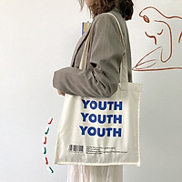 TÚI TOTE VẢI YOUTH YOUTH YOUTH
