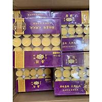 Nến bơ thực vật cao cấp 4 giờ hộp 100 viên