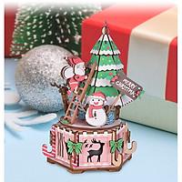 Mô hình Hộp nhạc Giáng Sinh Quyến Rũ - Christmas Delusion Music Box
