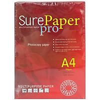 Giấy Photo SurePaper Pro A4 70gsm G21 (500 Tờ)