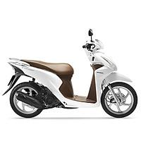 Xe máy Honda Vision 2019 Bản thường - Trắng nâu đen