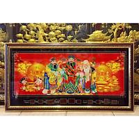 Tranh lịch vạn niên , Phúc Lộc Thọ - MS629
