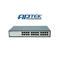 Gigabit Switch unmanaged APTEK SG1240 - 24 Port - Hàng chính hãng