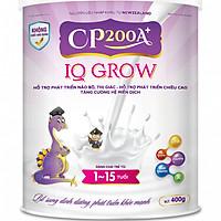 SỮA CP200A+ IQ GROW Dành cho trẻ từ 1 đến 15 tuổi