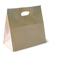 Túi giấy chữ D Detpak 280 x 280 x150mm- 100 cái