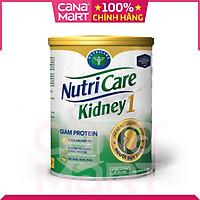 Sữa bột cho người suy thận Nutricare Kidney 1 giảm protein & giúp cân bằng điện giải, kiểm soát đường huyết (400g)