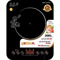 Bếp Điện Từ Đơn Goldsun GIC3240-D - Hàng Chính Hãng