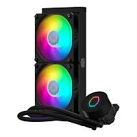 Tản nhiệt nước CPU Cooler master ML240L ARGB V2 - Hàng Chính Hãng