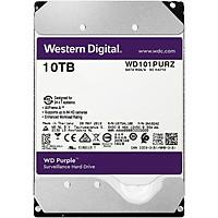 Ổ Cứng HDD Western Digital 10TB 3.5 Sata 3 256MP WD100PURZ - Hàng chính hãng