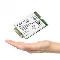 Card wwan 4G Fibocom L831-EAU dùng cho laptop Lenovo X270, T470, L470, T570, P51s -Card mạng 4G - Hàng nhập khẩu