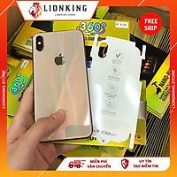 Miếng dán mặt sau lưng PPF full viền chống xước cho iphone 6 7 8 6 plus 7 Plus 8 Plus X Xr XsMax