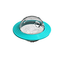 Dog Planet Interactive Toy Slow Feeder Puzzle IQ Treat Ball, Food Dispensing Chew Toys for Medium to Large Dogs