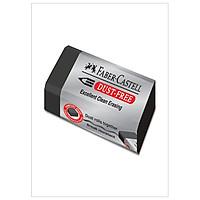 Bộ 2 Faber-Castell-187171-Gôm Dust Free-7171 Medium Black