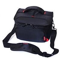 Túi đựng máy ảnh DSLR Canon, Nikon F016- Hàng nhập khẩu