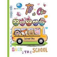 Lốc 10 Quyển Tập học sinh 96 trang Tớ và cậu (mẫu ngẫu nhiên)