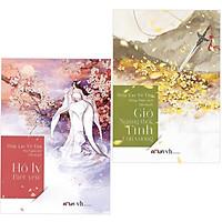 Combo 2 Cuốn Truyện Ngôn Tình Diệp Lạc Vô Tâm: Hồ Ly Biết Yêu + Gió Ngừng Thổi, Tình Còn Vương