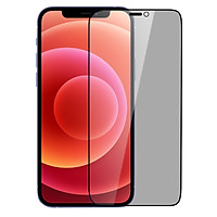 Kính cường lực Nillkin Amazing Guardian Anti-Spy cho iPhone 12 Mini / 12 / 12 Pro / 12 Pro Max (Chống Nhìn Trộm) - Hàng Nhập Khẩu