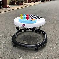 Xe tập đi có đèn nhạc và đồ chơi Mastel W2002 - Hàng chính hãng