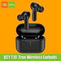 Tai Nghe Qcy T10 True Wireless Earbuds Bt Kép 4 Micrô Cảm Ứng Chống Ồn
