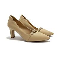 Giày cao gót ZAHAN 6cm, dây đá CGZA8150