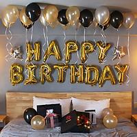 Sét bóng trang trí sinh nhật mẫu HOT
