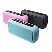 Loa nghe nhạc Kisonli Bluetooth S3 -Màu ngẫu nhiên -Hàng chính hãng