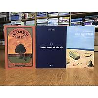 Com sách hay: CÂY CAM NGỌT CỦA TÔI + TƯỞNG TƯỢNG VÀ DẤU VẾT + VIÊN NGỌC TRAI (tặng kèm bookmark)