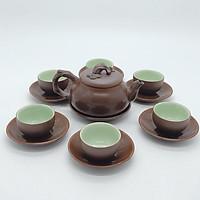 Bộ ấm chén / bộ bình trà gốm cội nguồn