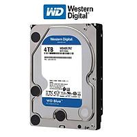 Ổ cứng gắn trong HDD Western Digital BLUE 4TB - Hàng nhập khẩu
