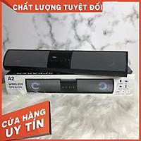 Loa Bluetooth Speaker A2 Dáng Dài 2 Loa Cực Đỉnh, Kểu Dáng Sang Trọng Hỗ Trợ Thẻ Nhớ, Đài FM