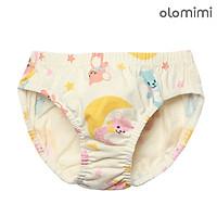 Quần chip Olomimi Hàn Quốc Night Bears  - 100% cotton
