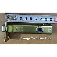 Khoá tay gạt hàn quốc YesKorea 33LS-010SS (70/50) inox lắp cho cửa dày 5 phân
