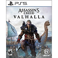 Đĩa Game PS5 Assassin's Creed Valhalla - Hàng Nhập Khẩu