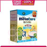 Bột ăn dặm tốt cho bé Nutricare Metacare 04 gói vị ngọt (200g)