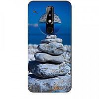 Ốp lưng dành cho điện thoại NOKIA 5.1 Plus Đá Ngủ Sắc